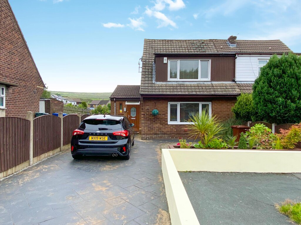 Knowsley Crescent, Shawforth, Rossendale