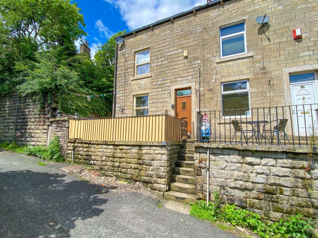 Wesley Place, Bacup, Rossendale
