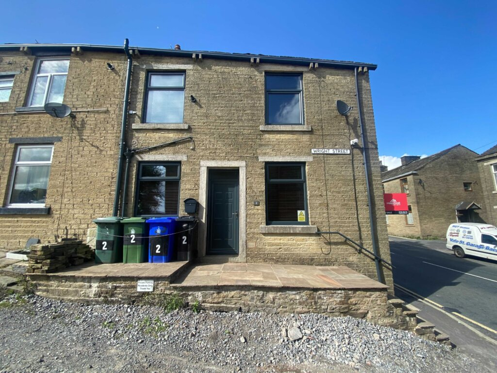 Wright Street, Weir, Bacup, Rossendale